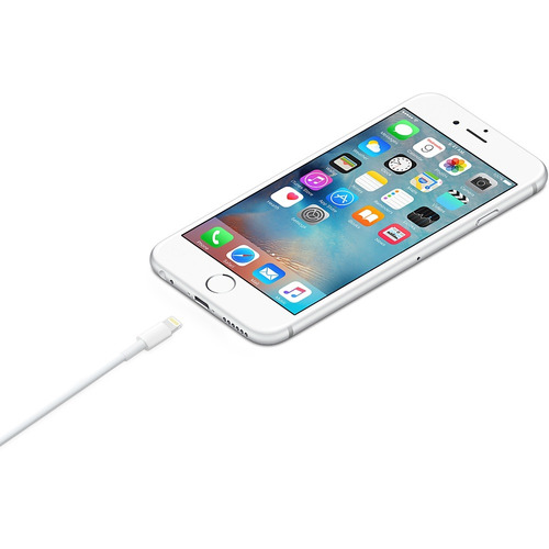 cable apple lightning 2 metros original iphone 5s,6,6s ipad