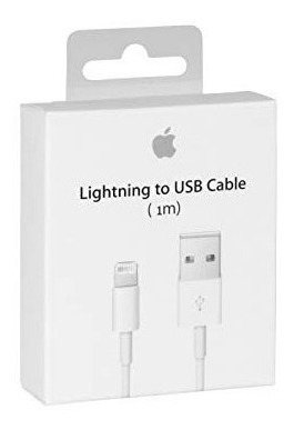 cable apple original iphone 7 iphone 8 iphone x lightning 1m