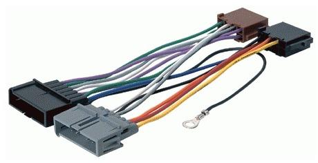 cable arnés de estereo para chrysler voyager año 1994 a 2000