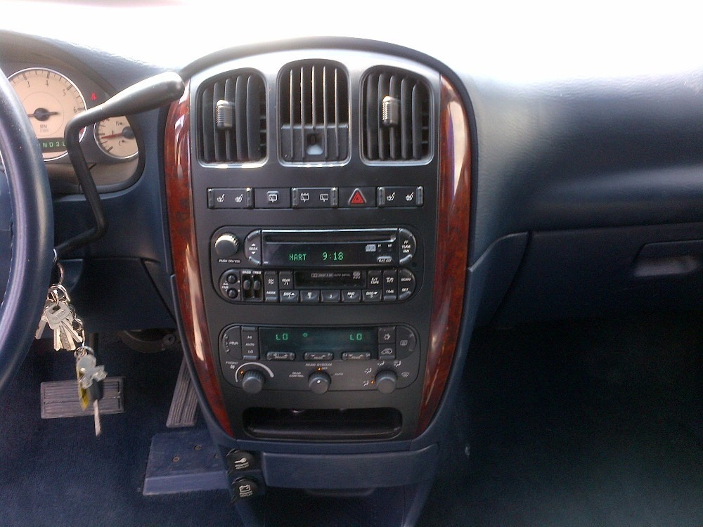 Cable Arnes Estereo Chrysler Town Country Ano A D Nq Np Mlm F
