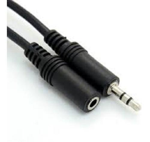 cable audio alargue auriculares ó auxiliar plug jack 3.5mm.