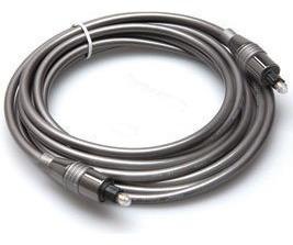cable audio digital de fibra optica 1m - factura a / b