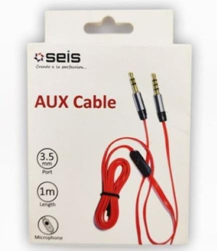cable audio microfono 3.5mm control remoto titan argentina