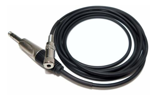 cable audio plug estereo a miniplug hembra  x 2 mts hamc