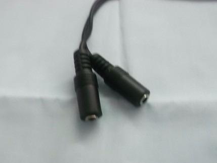 cable audio plug vcom 3.5mm 2h 1m equiprogram
