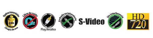 cable audio video para