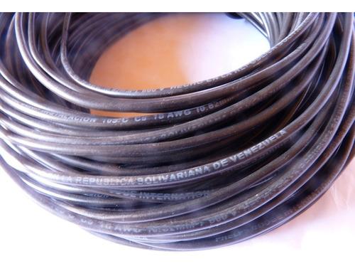 cable automotriz #14 #16 #18 100%cobre