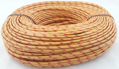 cable automotriz laqueado calibre 18 - rollo 100 metros