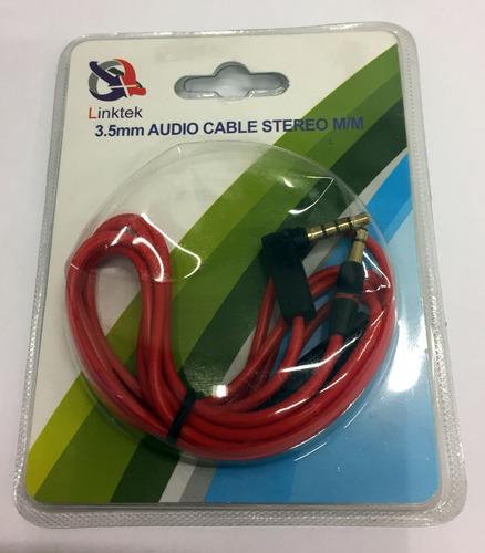 cable auxiliar 3.5 #0951