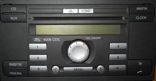 cable auxiliar de estereo  ford focus ano