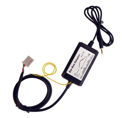 cable auxiliar jack 3.5 mm para dodge neon año 2000 a 2005