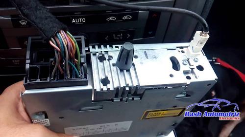 cable auxiliar jack 3.5mm para peugeot / citroen rd4 rt4