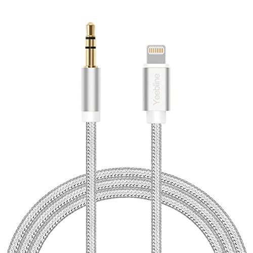 2cd461ed861 Cable Auxiliar Yeebline Para El iPhone 8 / 8 Plus / X El - $ 110.550 ...