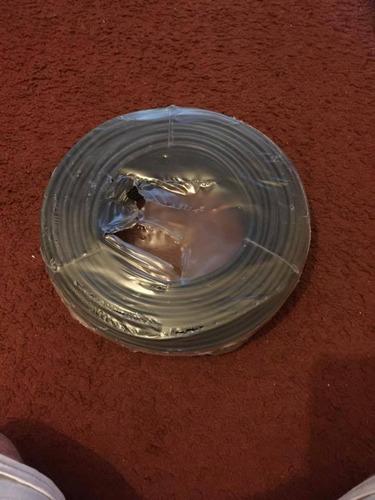 cable bajo goma