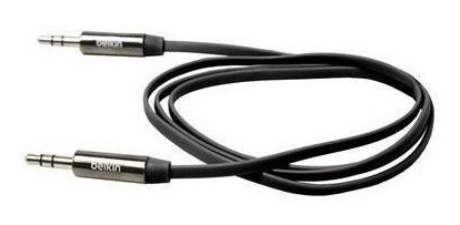 cable belkin auxiliar 3.5mm mixit 0.9mts original