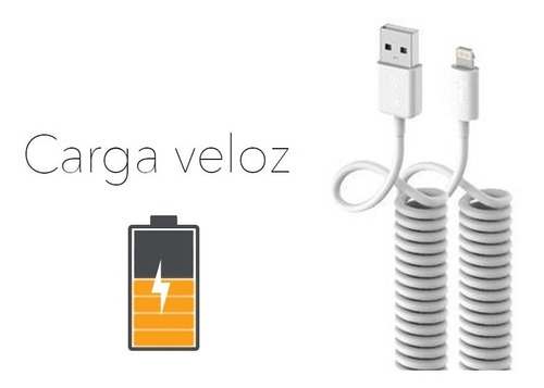 cable belkin lightning - usb cargador de ipad / iphone auto