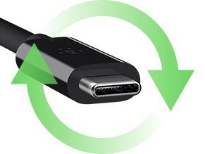 cable belkin usb c a usb a - carga rapida ultraresistente