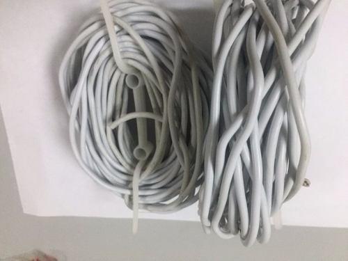 cable blanco usado para alarma  13 mts tienda virtual