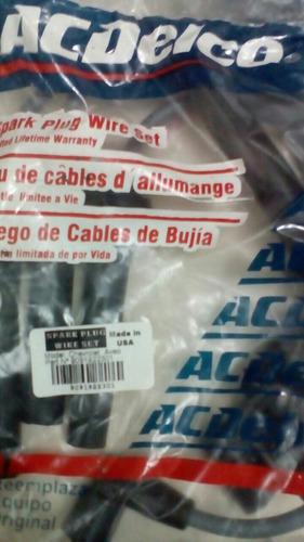 cable bujia spark, aveo acdelco