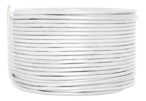 cable calibre 12 thw cca rollo 100m color blanco
