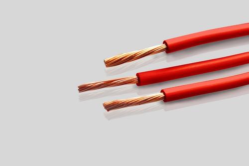 cable calibre 12 thw cca rollo 100m color rojo