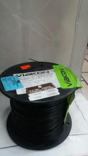 cable calibre 22 (500m) color negro
