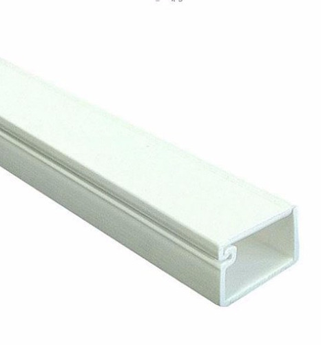 cable canal sin adhesivo 40x30 mm tira por 2 metros