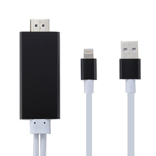 cable cargador adaptador 8 pin hdmi television definicion