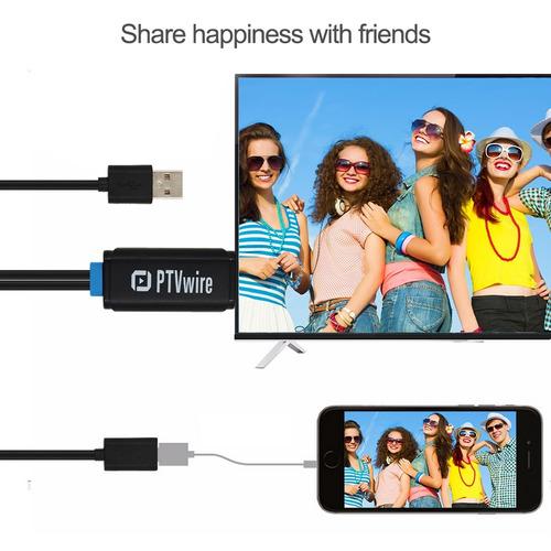 cable cargador adaptador video audio ca04f varon usb 2.0