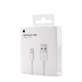 Cable Cargador iPhone 1 Metro Ligthing Apple 7, 8, X, 11, 12