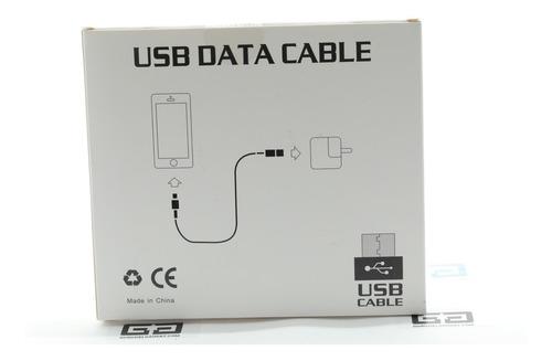 cable cargador iphone paq con 4 cables 3 metros, 1.8  y 90cm