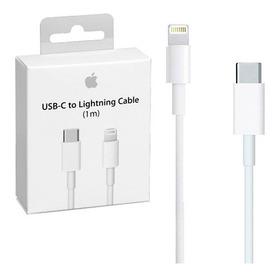 Cable Cargador Lightning A Usb-c 1 Metro iPad iPhone 11/ 12