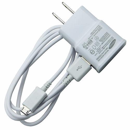 cable + cargador samsung carga rapida s5 s6 s7 note