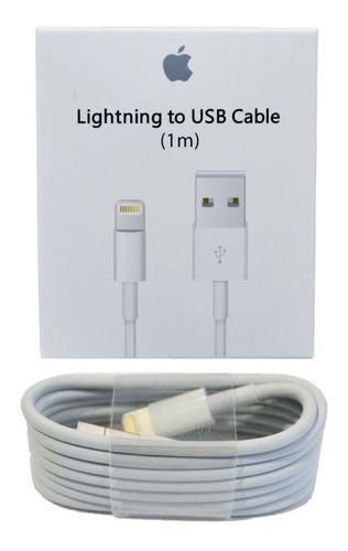cable cargador ultracertificado lightning iphone 5/s/6 ipad