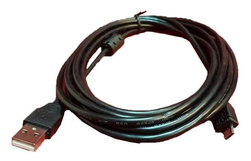cable celulares samsung micro usb a usb 3 metros en blister