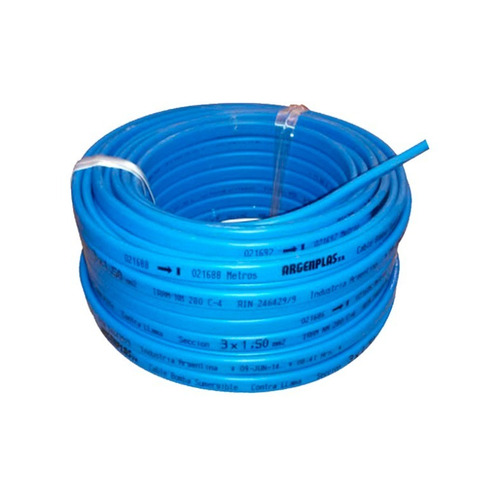 cable chato p/ bomba sumergible 2x1,5mm2. 30 metros