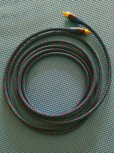 cable coaxial para audio digital hi fi audioquest vdm-1 3m