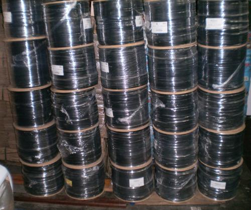 cable coaxial rg59 radiof. cctv catv / 75 ohms-rollo x100mts-promocion del dia !!!!