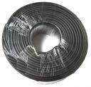 cable coaxial rg6 para satfinder instalacion tv satelital