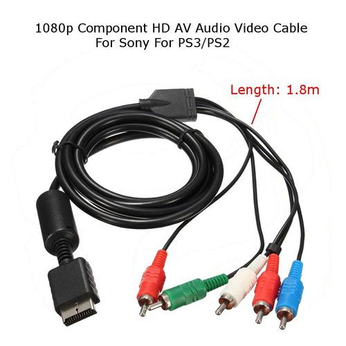 cable componente hd para ps2 y ps3 envio gratis!