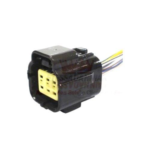 cable con ficha 6 vias sensores varios inyeccion electronica
