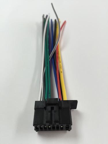 cable conector enchufe para reproductores pioneer