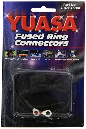 cable conector para bateria cargador de batería yuasa