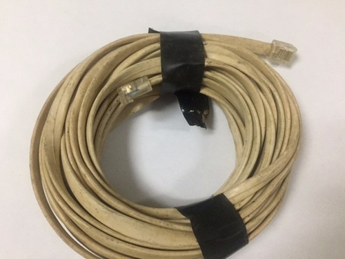 cable conector para telefonico 6 mts usado virtual