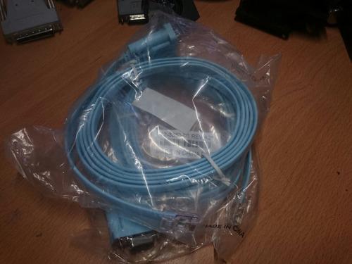 cable consola cisco db9 rj45 (startech gestion rj45 a db9)