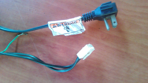 cable corriente lavadora whirlpool/kenmore (r2a)