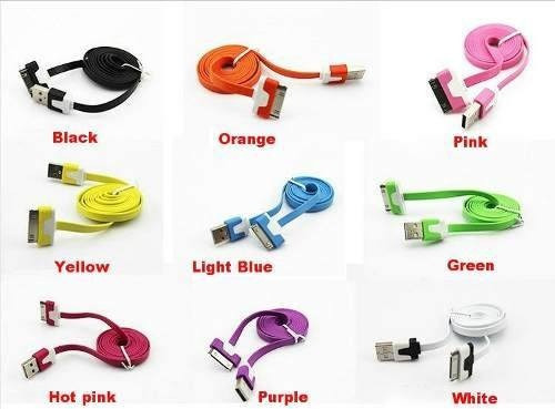 cable datos 1m usb syncro iphone 4s ipad ipod nano touch lte