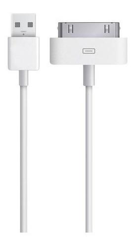 cable datos carga usb ipad, ipod o iphone 30pin original