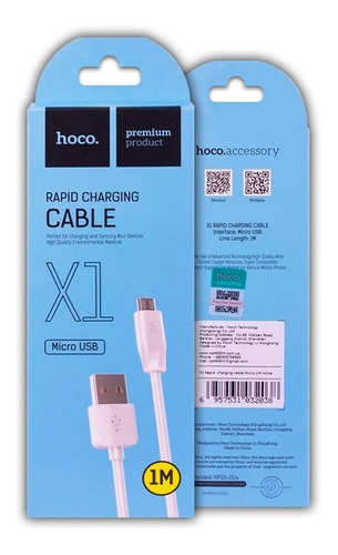 cable datos micro usb moto g4 g5 plus g x play style pure x2
