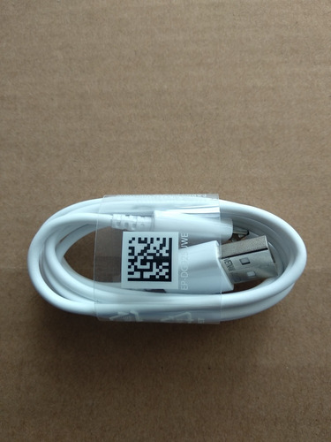 cable datos micro usb original samsung s6 s7 a7 note 5 1.5mt